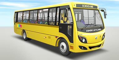 Ashok Leyland Smart 4200 - 33 PLUS DRIVER STD 2x2 School Bus BS4 price
