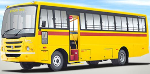 Ashok Leyland Smart 5200 - 45 PLUS DRIVER STD 2x2 School Bus BS4 price