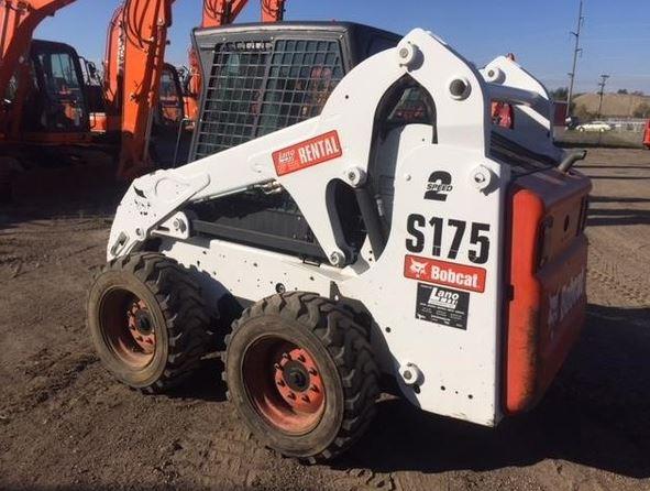 Bobcat S175 Skid Steer loader Specs