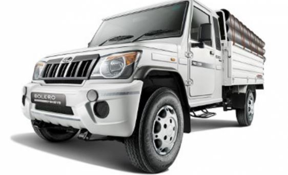 Mahindra BIG Bolero Pik-Up Price List in India