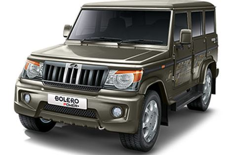 Mahindra Bolero Plus BS4 Price in India