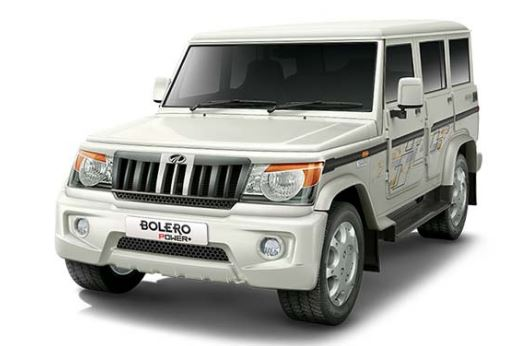 Mahindra Bolero Power Plus SLX Price in India