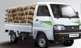 Maruti Suzuki Super Carry CNG mileage