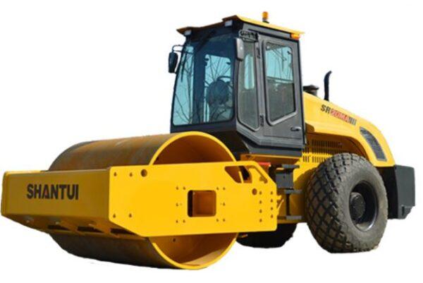 Road Roller Machine Road Construction Equipment