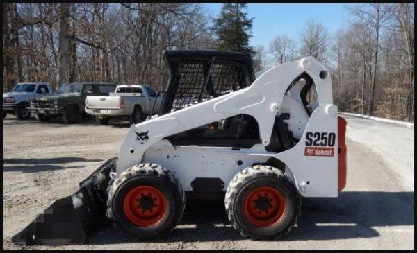 Bobcat S250 Skid Steer Loader For Sale Price Specs Review Video