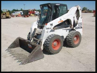 Bobcat S250 Skid Steer Loader Price