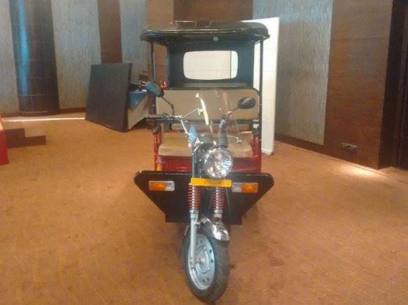 HERO Raahii E Rickshaw price in India