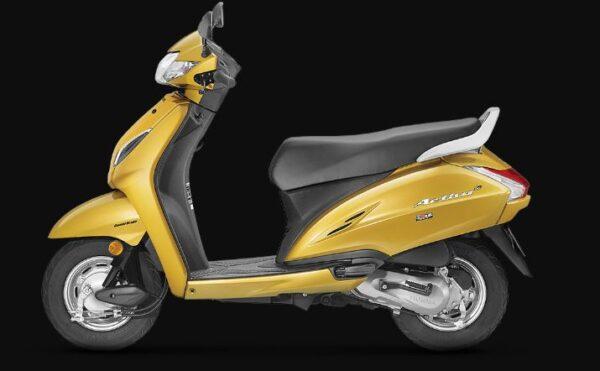 Honda Activa 5g Colors 1