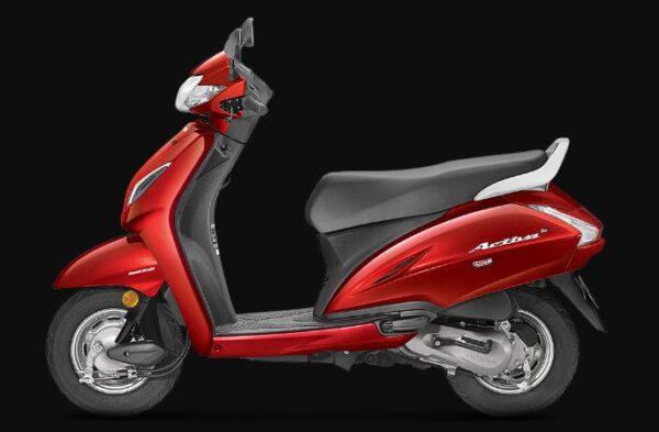 Honda Activa 5g on road price