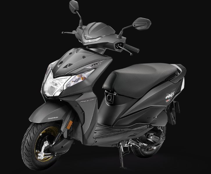 Honda Dio Deluxe Scooter Specifications