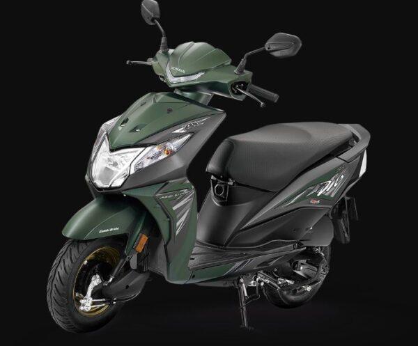 Honda Dio Scooter Ex-Showroom Price in India