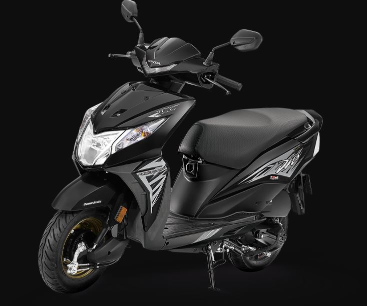 Honda Dio Scooter Key Features