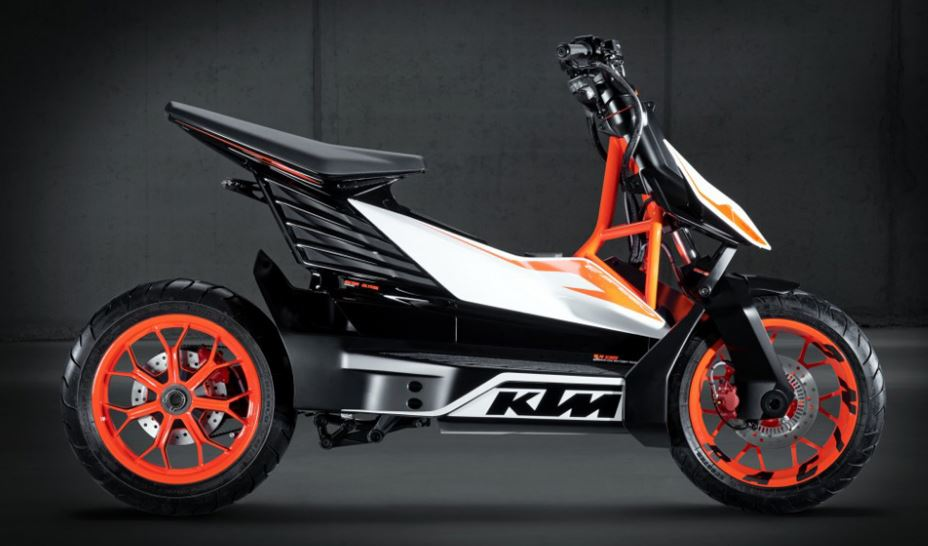 KTM E Speed Electric Scooter Key Features