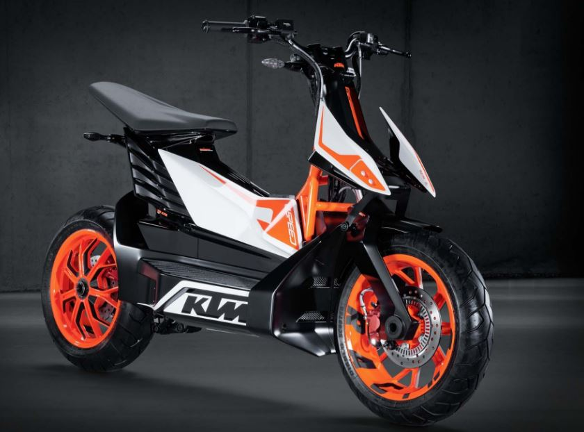 KTM E Speed Electric Scooter Price in India