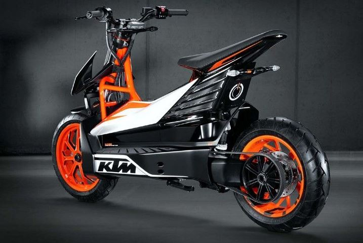 KTM E Speed Electric Scooter Specifications