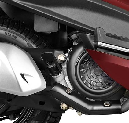 hero duet 125cc engine
