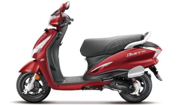 hero duet 125cc price in india