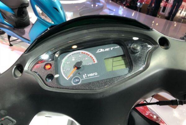 hero duet 125cc specification