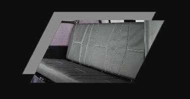 Atul Gemini CNG Auto Rickshaw Delux seating for passenger