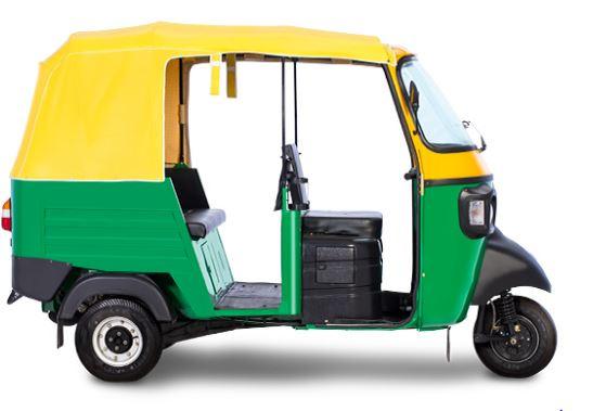 Atul Gemini CNG Auto Rickshaw price in India