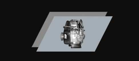 Atul Gemini Diesel Auto Rickshaw Powerful 7.5 hp diesel engine