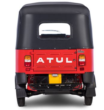 Atul Gemini Petrol Auto Rickshaw Features