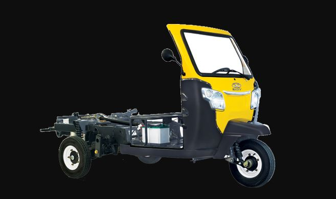 Baxy DAC Three Wheeler Price Specs Features & Images