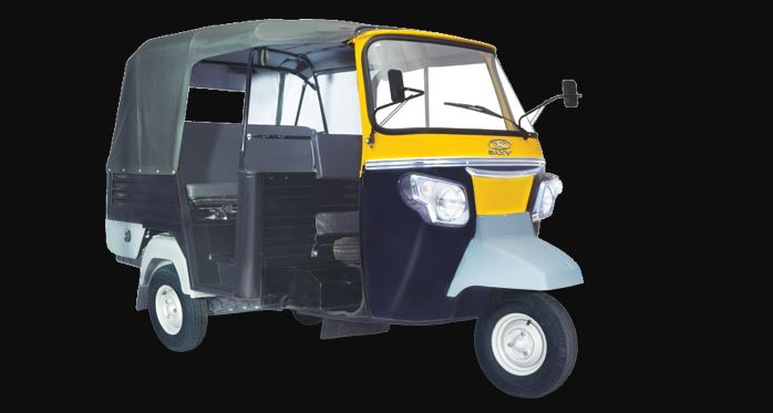 Baxy Express Auto Rickshaw Price Specification Features & Pics