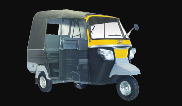 Baxy Express G Auto Rickshaw Specs Price Silent Features & Photos