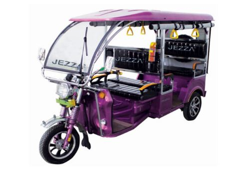 JEZZA Motors J1000 Electric Rickshaw Price in India Specs & Features