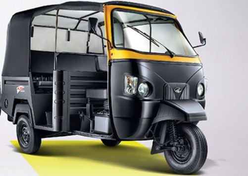 Mahindra Alfa Champ Auto Rickshaw Features