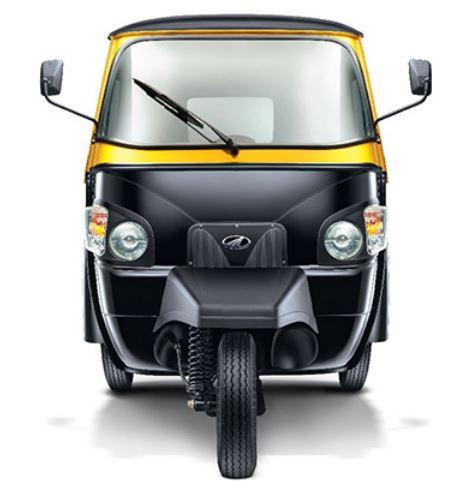 Mahindra Alfa Champ Auto Rickshaw Specs Price Key Features & Images