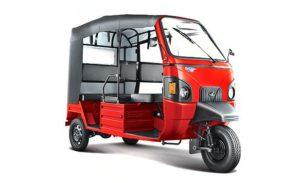 Mahindra E-alfa Mini Electric Rickshaw price in India