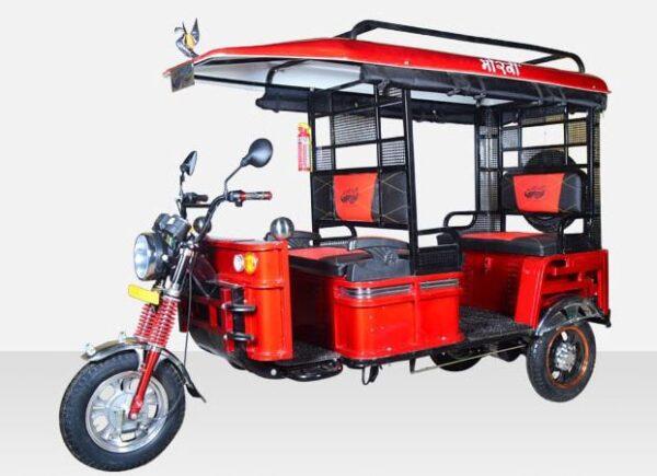 SPEEGO Morni DLX Passenger E-Rickshaw Price in India Specs Features & Images