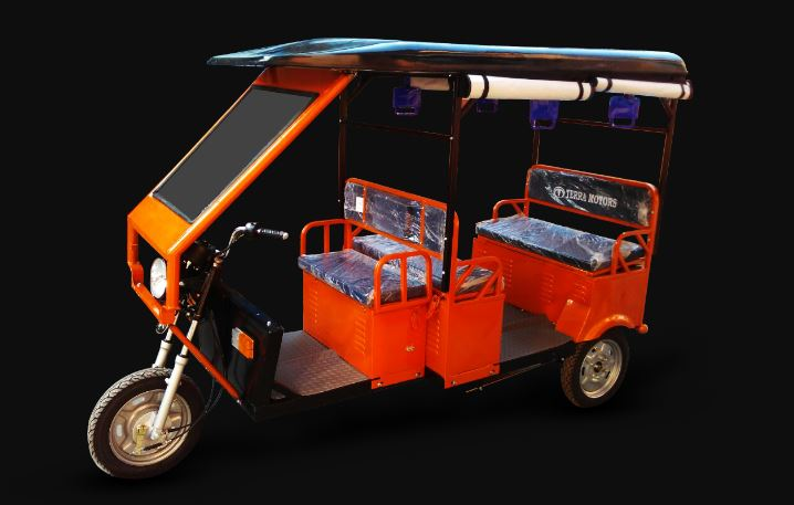 Terra Motors Y4 E-Rickshaw Price in India and Specifications