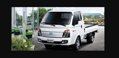 Hyundai H100 Exterior