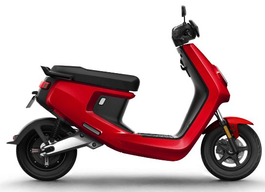 M+ NIU Electric Scooter Key Features