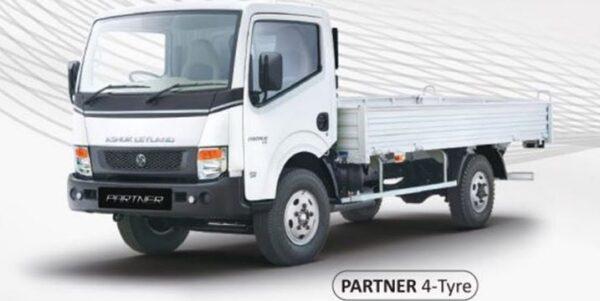 Ashok Leyland Partner 4 tyre Price in India