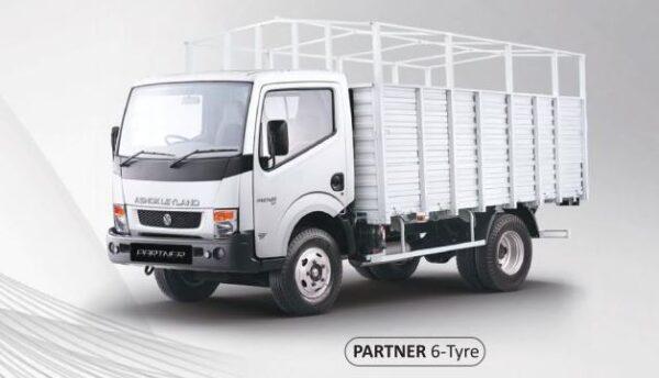 Ashok Leyland Partner 6 tyre Price in India