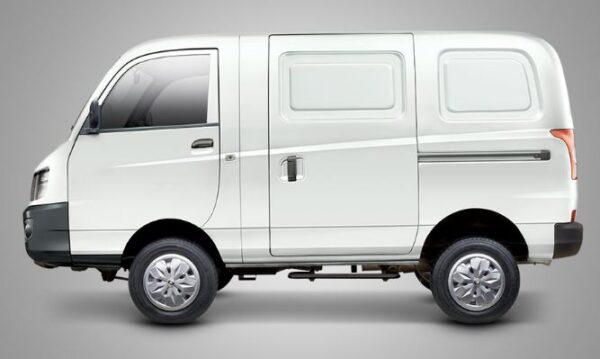 Mahindra Supro Cargo Van specifications