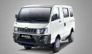 Mahindra Supro Mini Van VX CNG Price List in India 2019