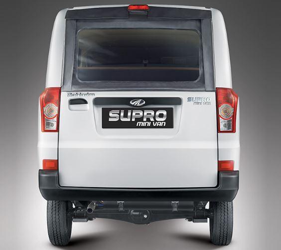 Mahindra Supro Mini Van price in India 2019