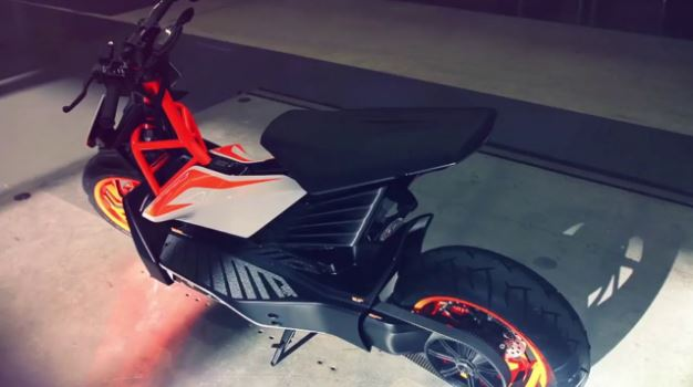 KTM E Speed Electric Scooter Price in India Specifications Images