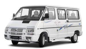TATAWINGER TOURIST-STAFF 9 + Dprice in India