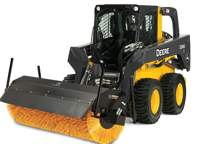 John Deere 333G Compact Track Loader Specifications
