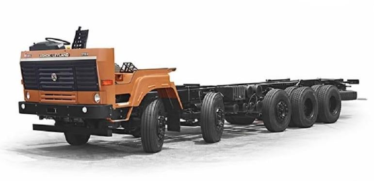 ASHOK LEYLAND Haulage Chassis and Chassis with Cabin
