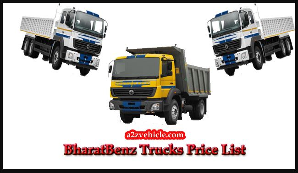 BharatBenz-Trucks-Prices