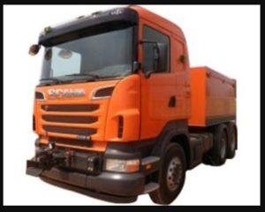 SCANIA R500 V8 Puller price
