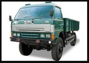 SML ISUZU 4WD TRUCK Price