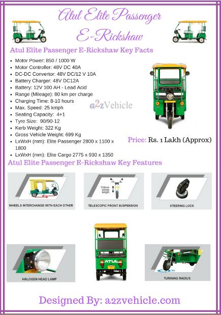 Atul-Elite-Passenger-E-Rickshaw-Price-Specs-Features